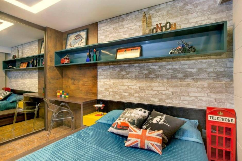 decoracao de interiores quarto de rapaz : decoracao de interiores quarto de rapaz:Boas Ideias para Quarto de Menino – Casa Casada