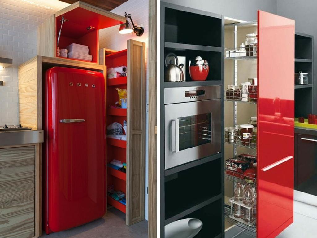 Arm Rios Inteligentes Na Cozinha Dicas De Como Aproveitar Os Armarios