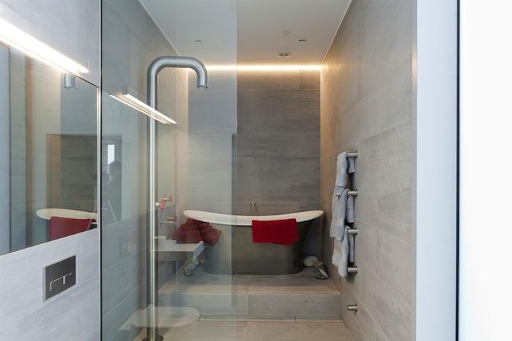 Banheiro Londres casa Casada