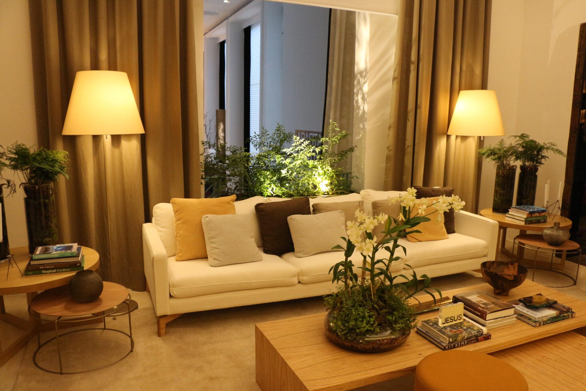 Casa Cor Sp 29 Mostra De Decora O Casa Casada -> Decoracao Para Sala Aconchegante