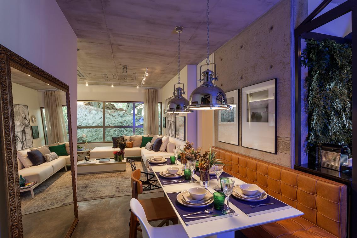 Sala de jantar, espelho, espelho sala de jantar, fernanda marques, casa casada