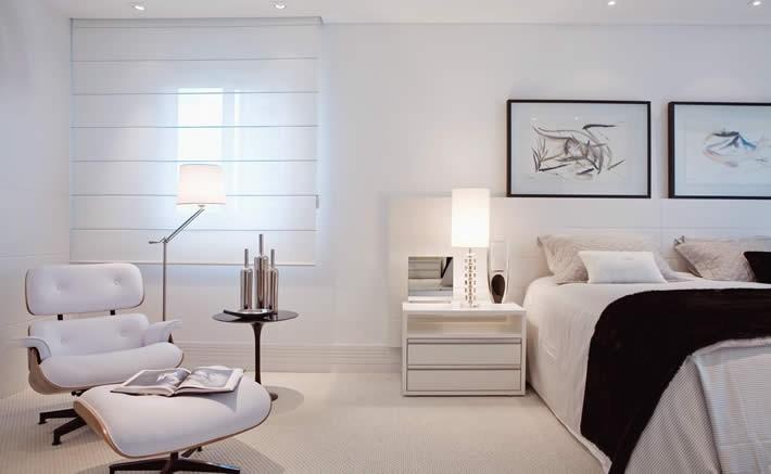Casa Casada, Poltrona, Charles Eames, cantinho leitura