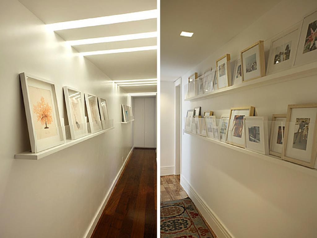 Corredor, decorando o corredor, Casa Casada, hall de passagem