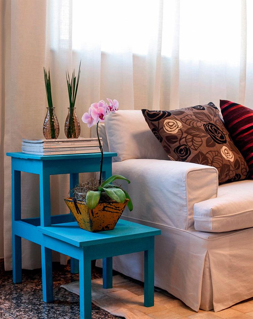 Azul Tiffany Na Decora O Dicas Ideias E Inspira Es -> Decoracao De Sala Azul