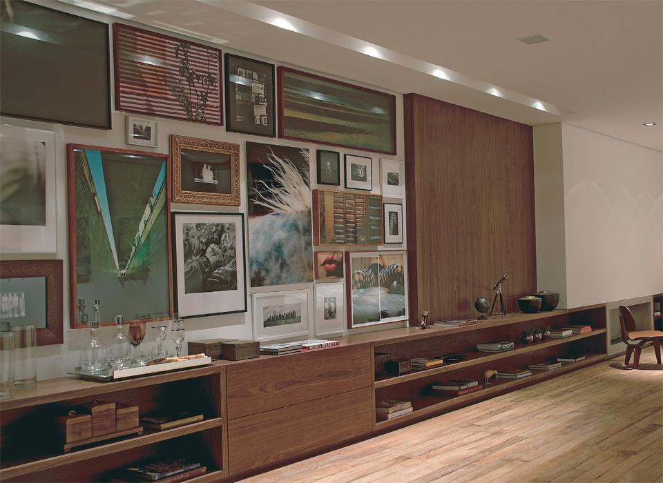 brunette fracaroli, quadros, parede galeria, fotogarfia na decoração, decorando com fotos