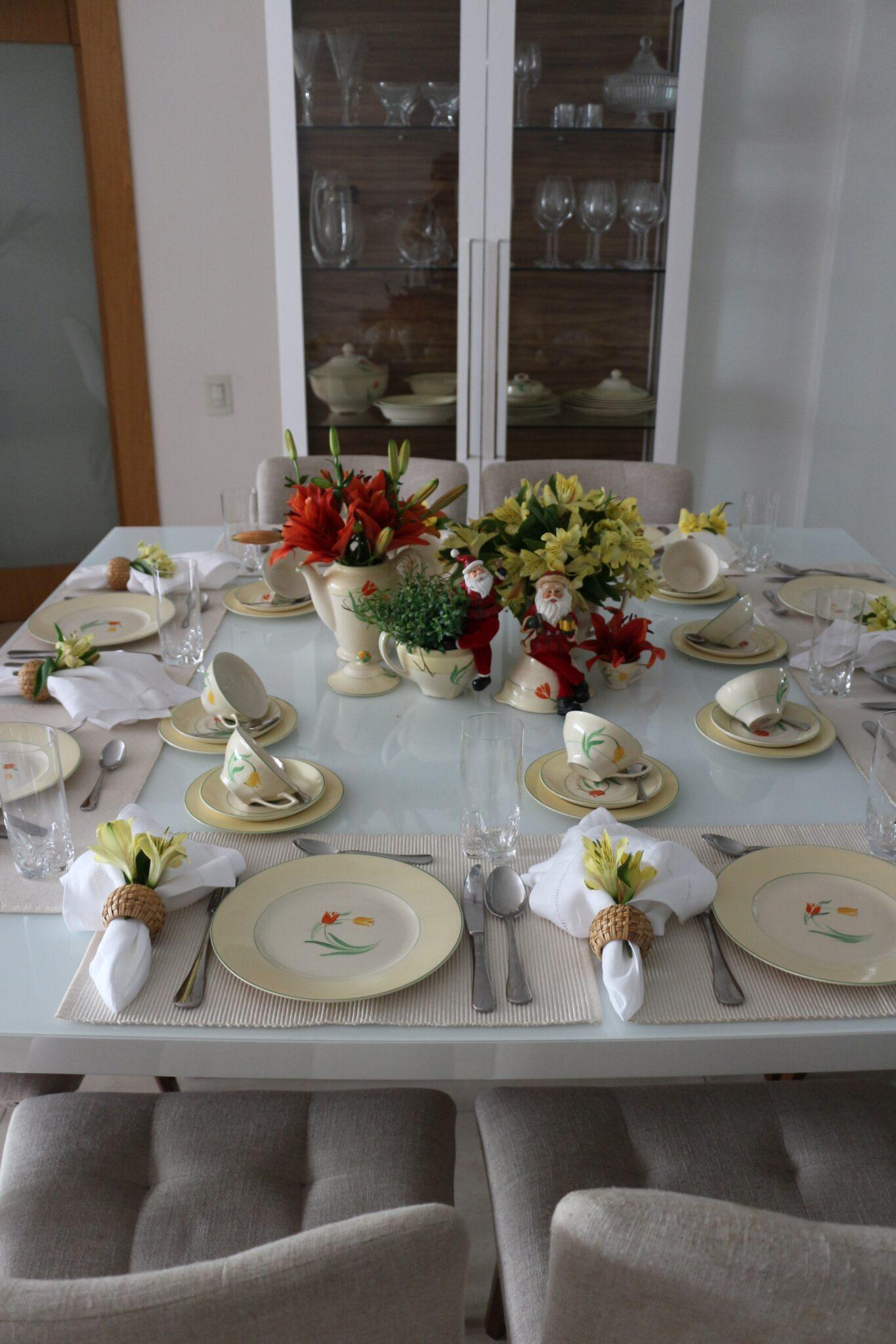 Mesa Natal, Café da Manhã Natal, Casa Casada (13)