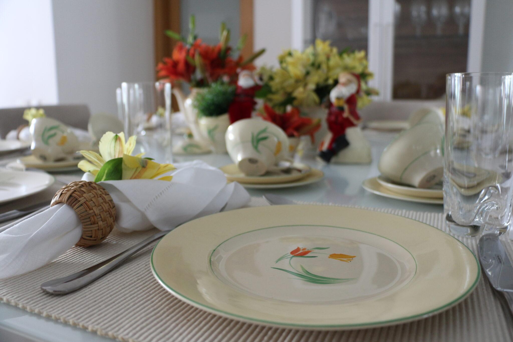 Mesa Natal, Café da Manhã Natal, Casa Casada (2)