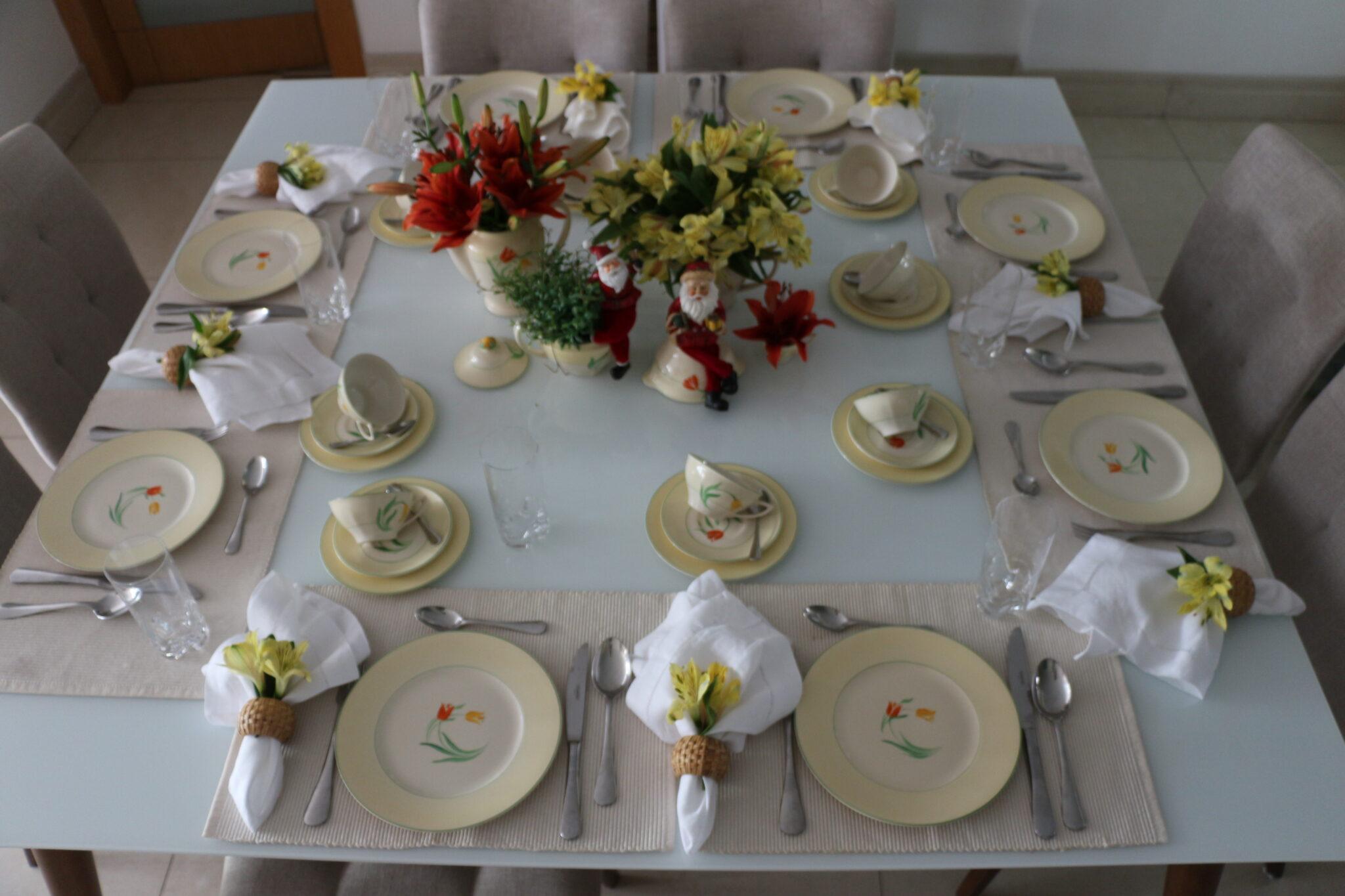 Mesa Natal, Café da Manhã Natal, Casa Casada (9)