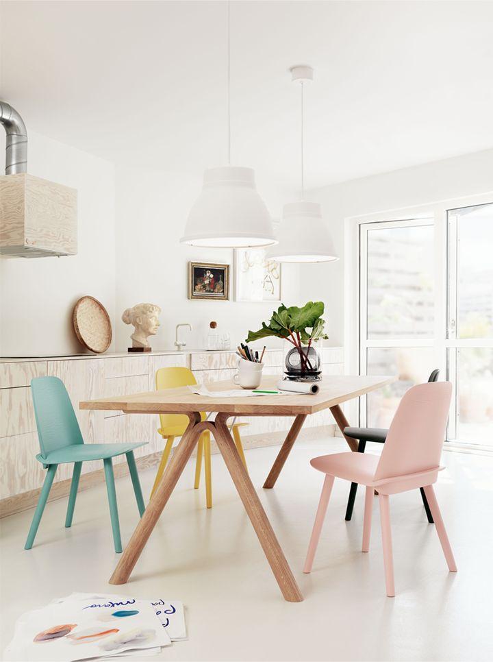 cadeiras diferentes, cadeira candy colors