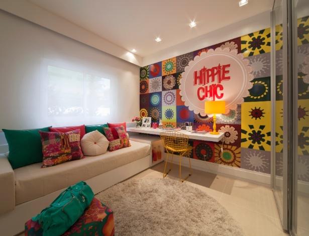 quarto de menina, projeto fernanda marques
