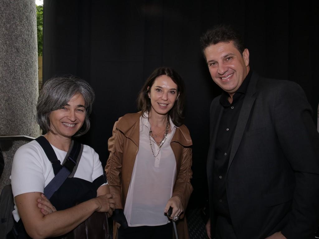 ESTHER SCHATTAN da Ornare e Lauro Andrade