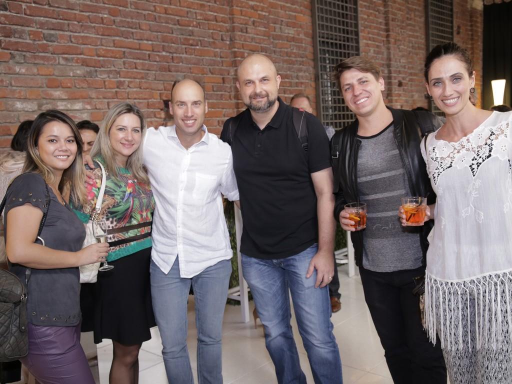 Equipe Moora com Richard Gohr e Bruno Faucz