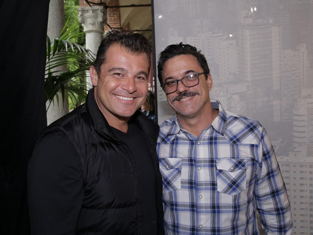 Paulo Bacchi da Artefacto e Beto Cocenza