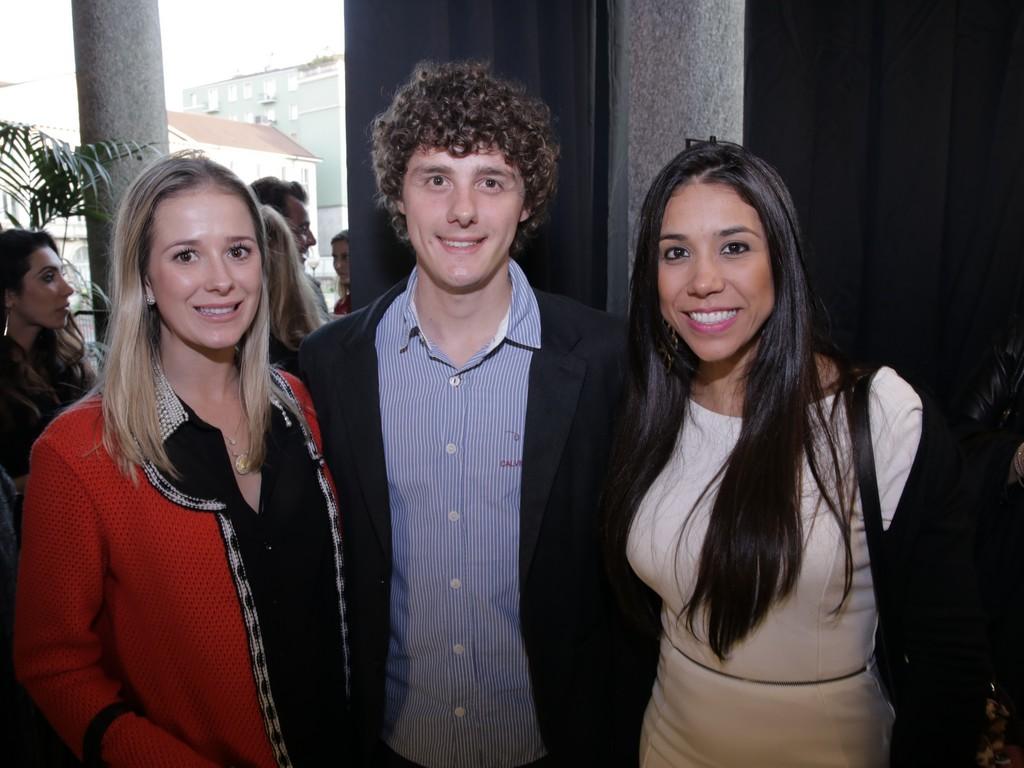 THAYSE e CRYSTIAN FREIBERGER da BellArte com Paola Oliveira