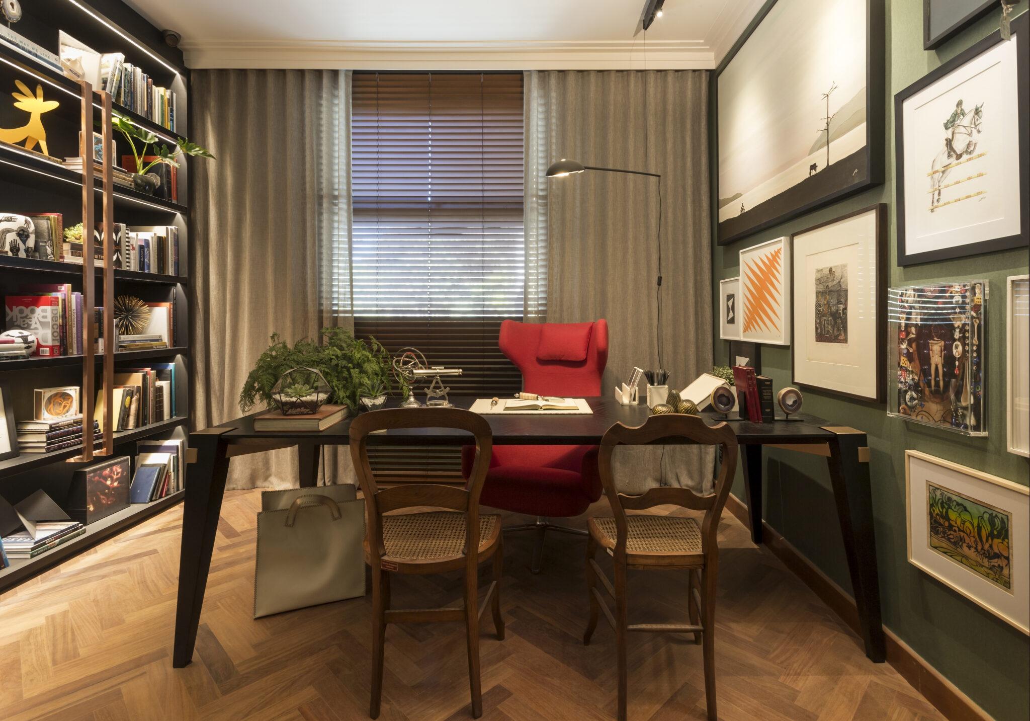 Home Office, casa cor SP, patricia hagobian