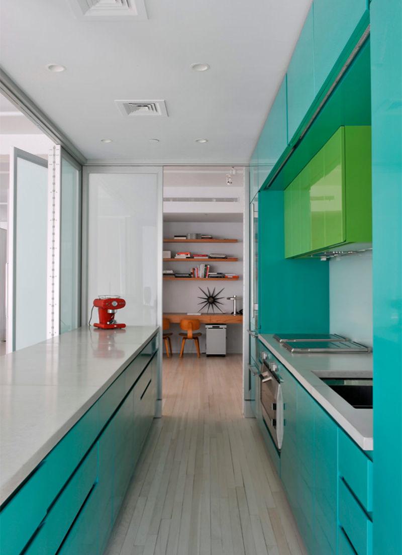 Azul Tiffany Na Cozinha 8 Ambientes Para Voc 234 Se Inspirar