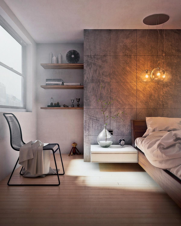 decoracao-quarto-de-casal-cinza