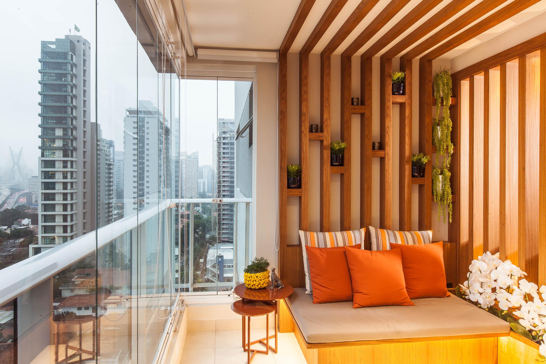 decoração apartamento com sala e varanda integradas (11)
