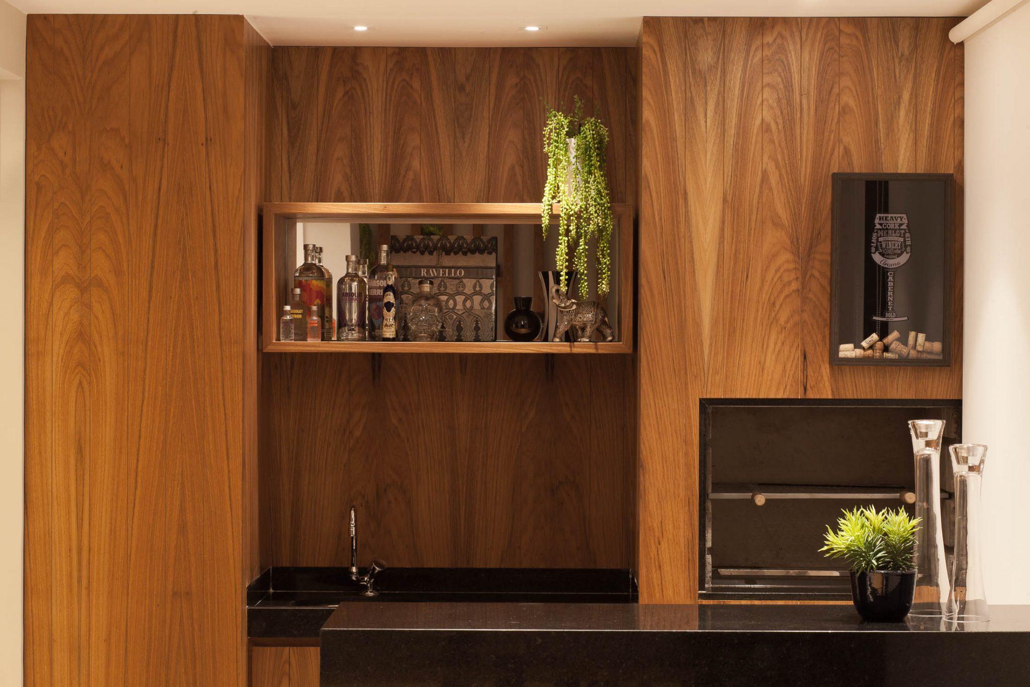 decoração apartamento com sala e varanda integradas (13)