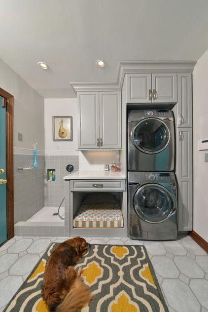 dog shower, banho para cachorro em casa