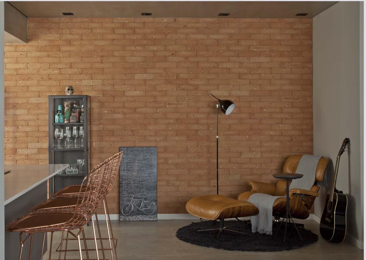 Ambientes integrados e décor com toques retrô e industriais (14)